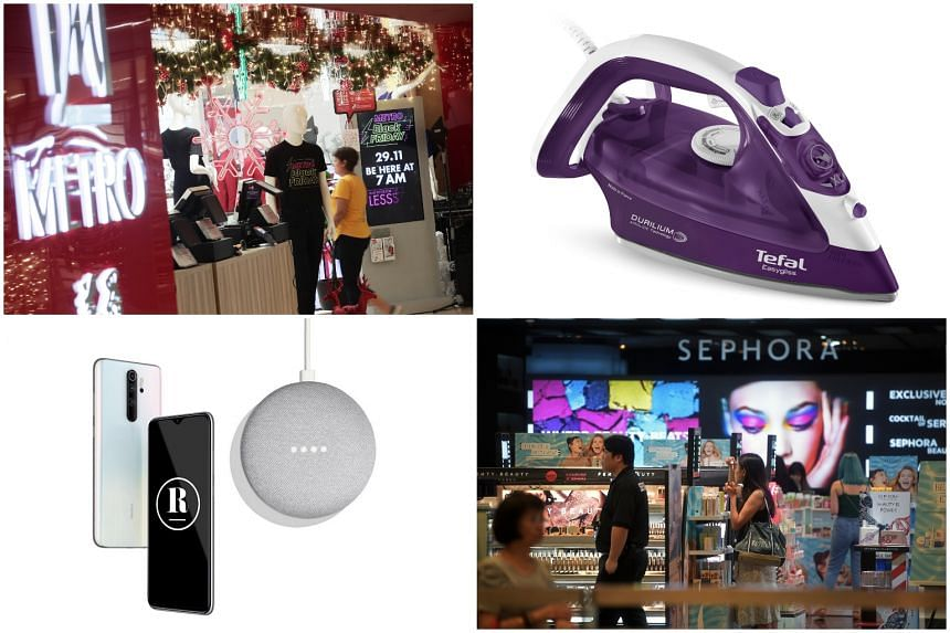 From Metro to Sephora, here are nine retailers with some of the best deals on Black Friday.