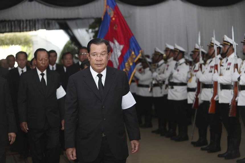 Cambodian Prime Minister Hun Sen has a reputation as an authoritarian leader and has said he intends to serve until 2028.
