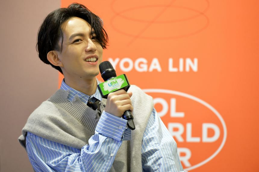 Instead of playing it straight, expect Yoga Lin to present new takes of most of his songs on his latest concert tour.