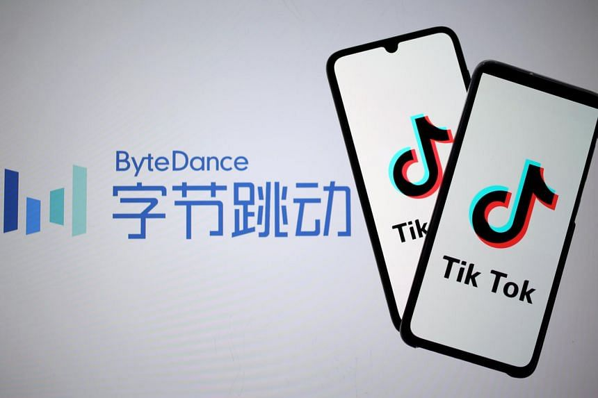 """ByteDance said that security services can open accounts on its social media apps, but that ByteDance """"does not produce, operate or disseminate any products or services related to surveillance""""."""