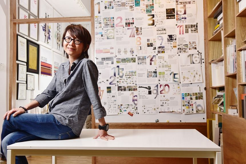 Local designer Kelley Cheng, founder of publishing and design consultancy The Press Room.
