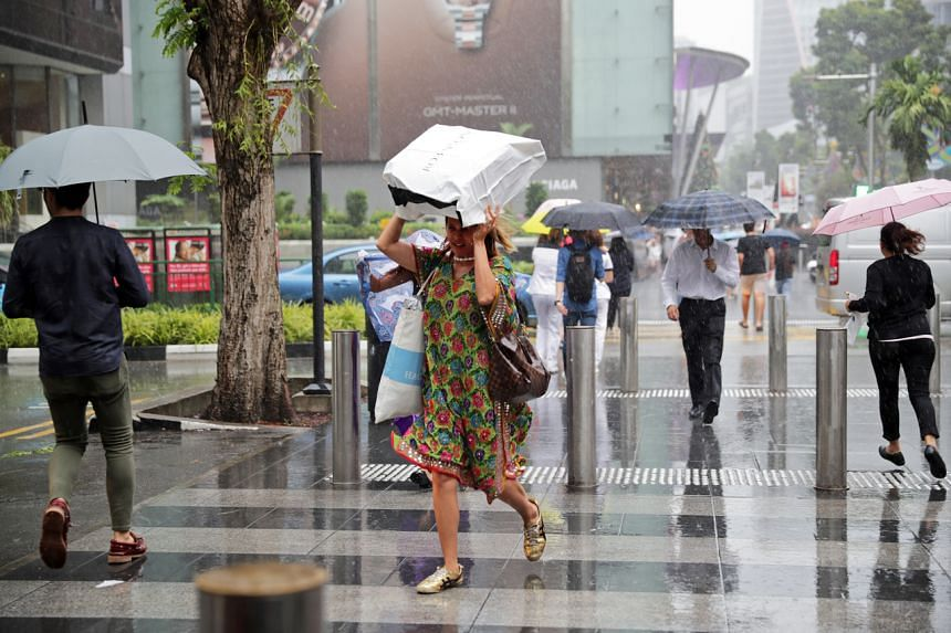 The north-east monsoon conditions over the island since early this month are expected to continue till March next year.