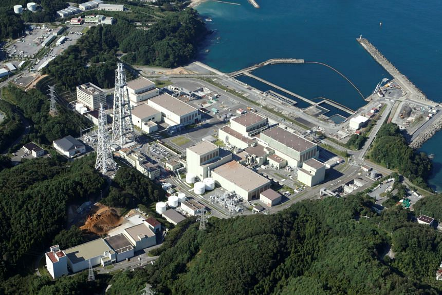 Onagawa nuclear power plant is seen in Miyagi Prefecture, Japan, on Sept 7, 2011.