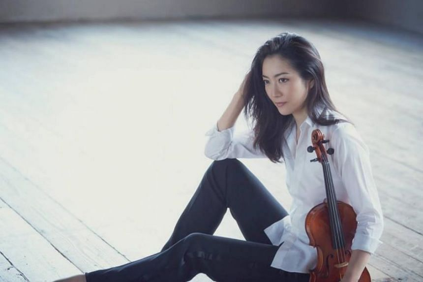 Japanese violinist Akiko Suwanai shot to fame when at the age of 18 she became the youngest winner of the International Tchaikovsky Competition in 1990.