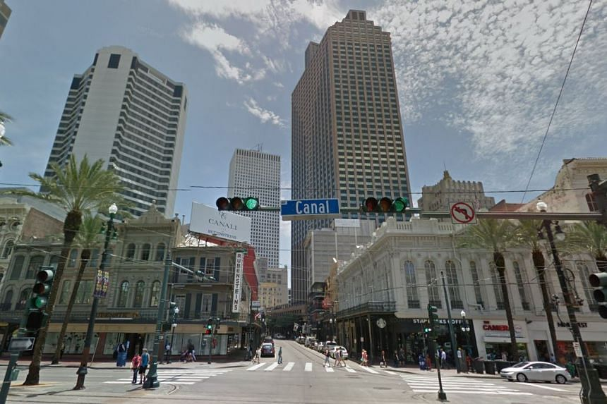 The shooting took place at about 3am in New Orleans' French Quarter on Dec 1, 2019.