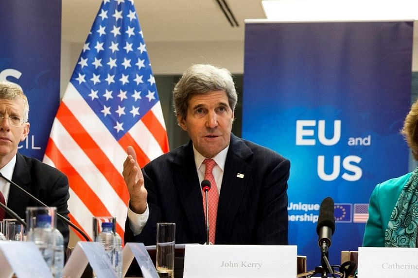 Former United States senator and secretary of state John Kerry said he and other coalition members intend to hold town meetings across the country starting in January.
