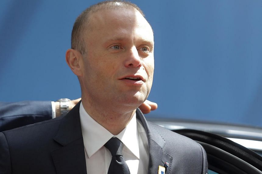"""Maltese Prime Minister Joseph Muscat declined to make a link with Caruana Galizia's 2017 murder, saying in a televised address that he was resigning """"as this is what needs to be done."""""""