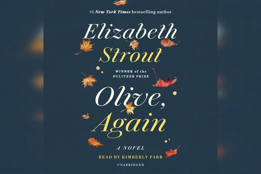In Olive, Again, writer Elizabeth Strout provides an opportunity for Olive to turn a reflective lens on herself.