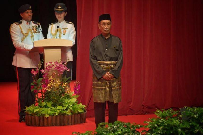 Mr Yatiman Yusof, chairman of the Malay Language Council Board of Advisors.