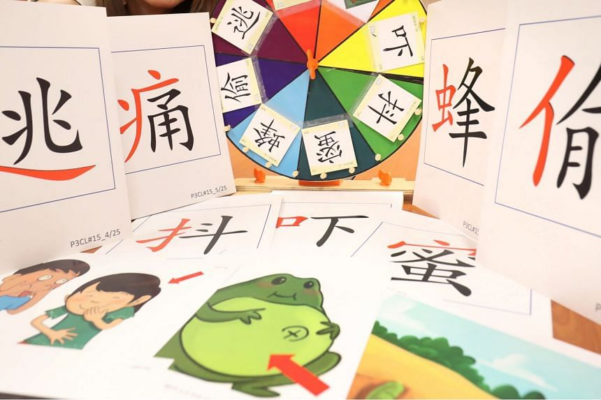 Resources provided by the Ministry of Education to support teaching in the Chinese Language Support Program.
