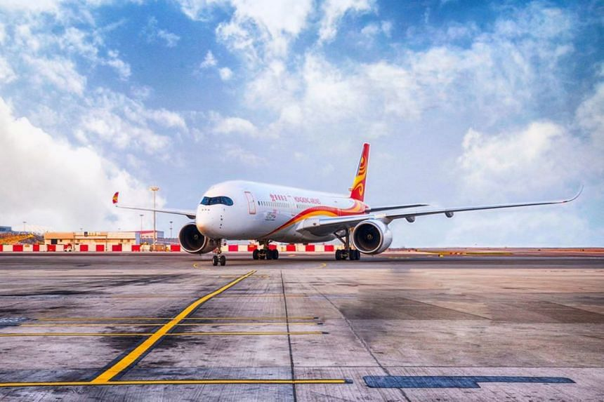 Hong Kong Airlines said revenue dipped significantly in November - a low travel season - and impacted the monthly payroll.