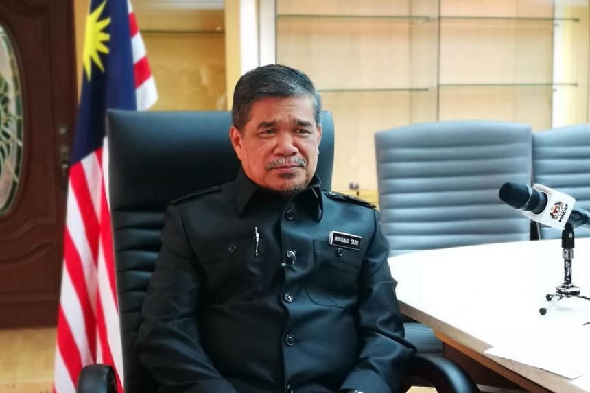 Malaysian Defence Minister Mohamad Sabu in Kuala Lumpur on June 28, 2018.