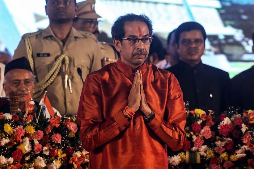 Uddhav Thackeray has taken a big decision by joining hands with the Congress and the Nationalist Congress Party.