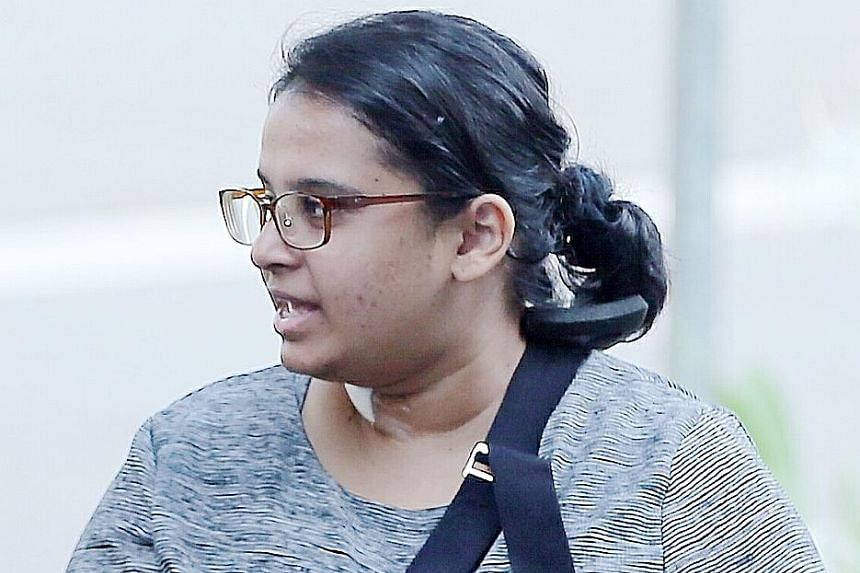Cheryl Zaneta Kaur Nespal used the money meant for payments such as school fees for her own expenses.