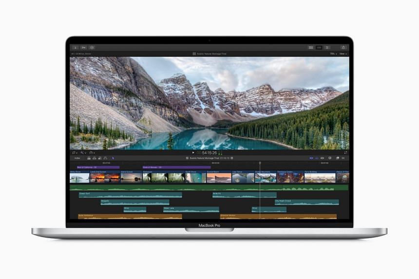 The new display has a resolution of 3,072 x 1,920 pixels, slightly higher than that of the 15.6-inch display, which has 2,880 x 1,800 pixels.
