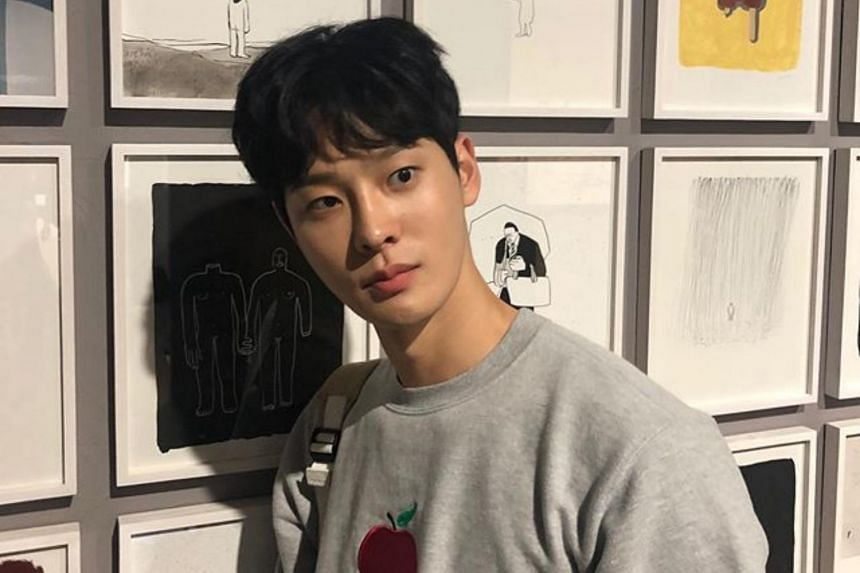 Cha In-ha debuted as part of his agency's actor group, called Surprise U, in 2017 with a short film.
