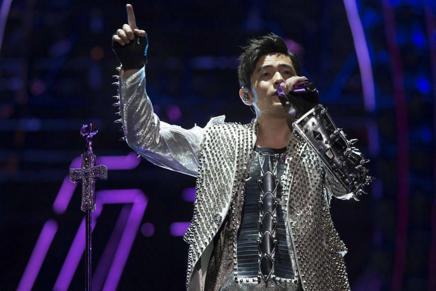 Jay Chou has not released any albums since 2016, but has released successful singles in the past year.