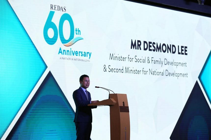 Second Minister for National Development Desmond Lee said that private housing prices appear to be moving more in line with economic fundamentals than they were in the first half of last year.