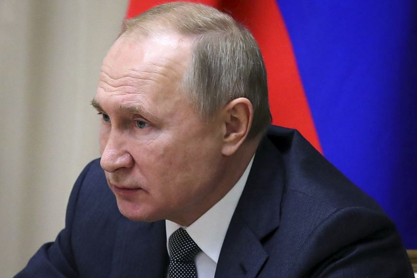 Putin signs law targeting journalists as foreign agents