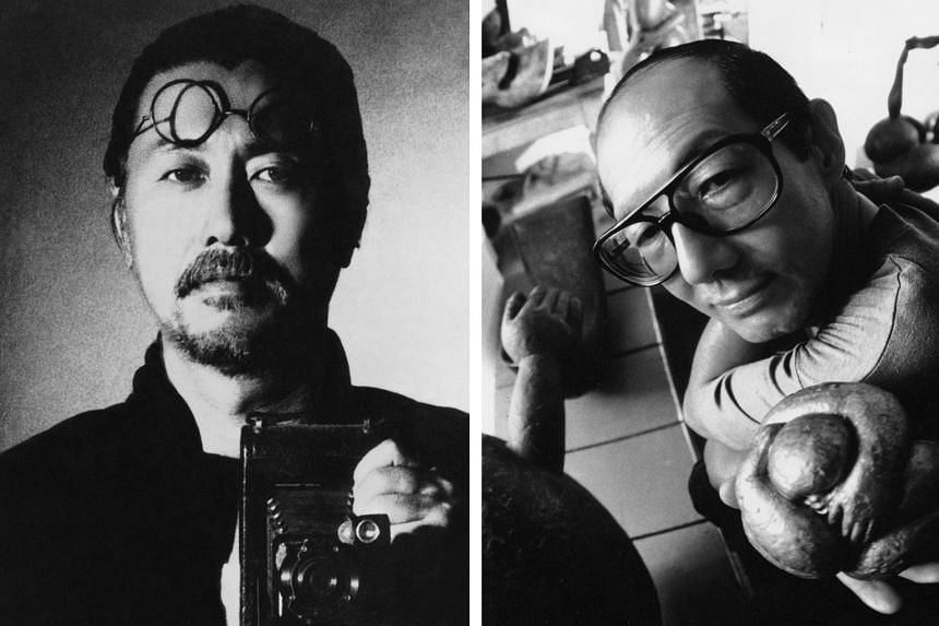 Chua Soo Bin: Truths & Legends, featuring works by photographer Chua Soo Bin (left), is the National Gallery Singapore's first exhibition focusing on photography.