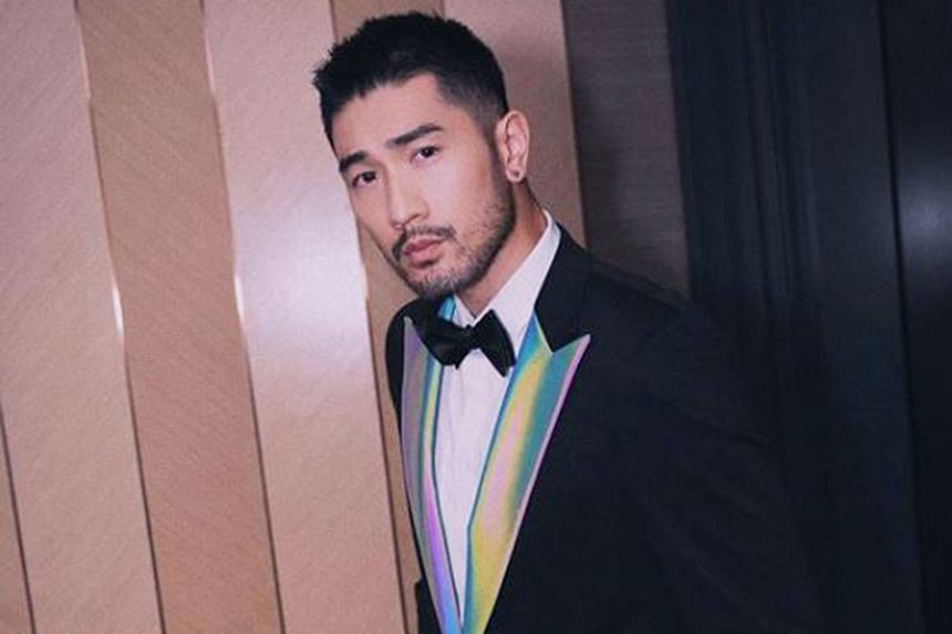 Godfrey Gao collapsed and lost consciousness while filming reality show Chase Me in Ningbo, Zhejiang province.