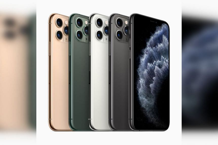 The Apple iPhone 11 Max Pro ($1,799) is the best flagship phone if money is no object.