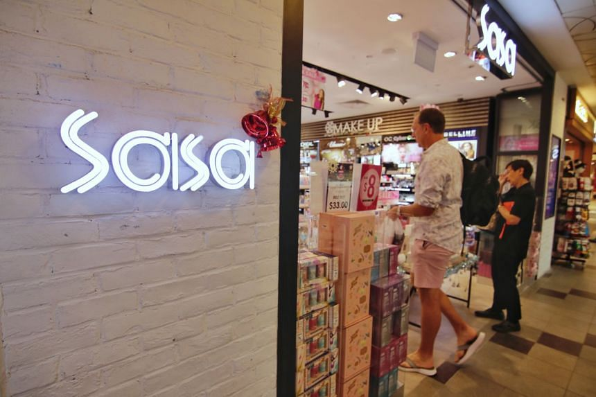 The Hong Kong cosmetics retailer had announced on Dec 2, 2019, that it would shut down all 22 outlets in Singapore.
