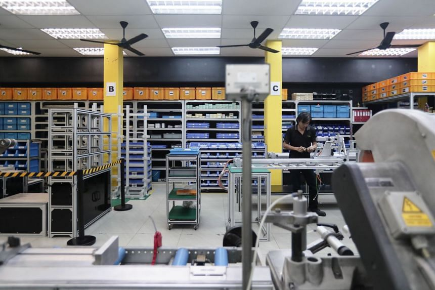 The Purchasing Managers' Index for the electronics sector increased by 0.4 points to 49.7.