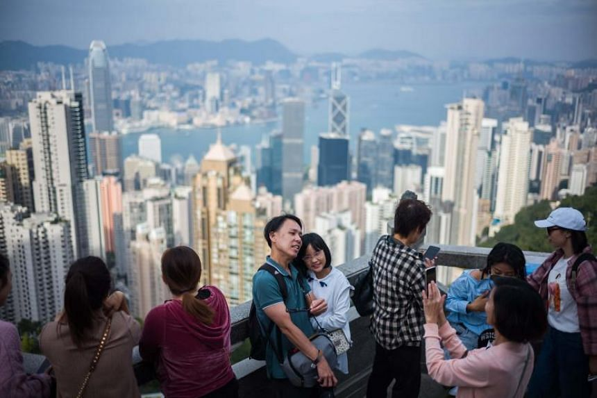 The 2019 rankings were calculated using estimates based on part-year arrivals data, meaning Hong Kong's place as the global travellers' capital could still change.
