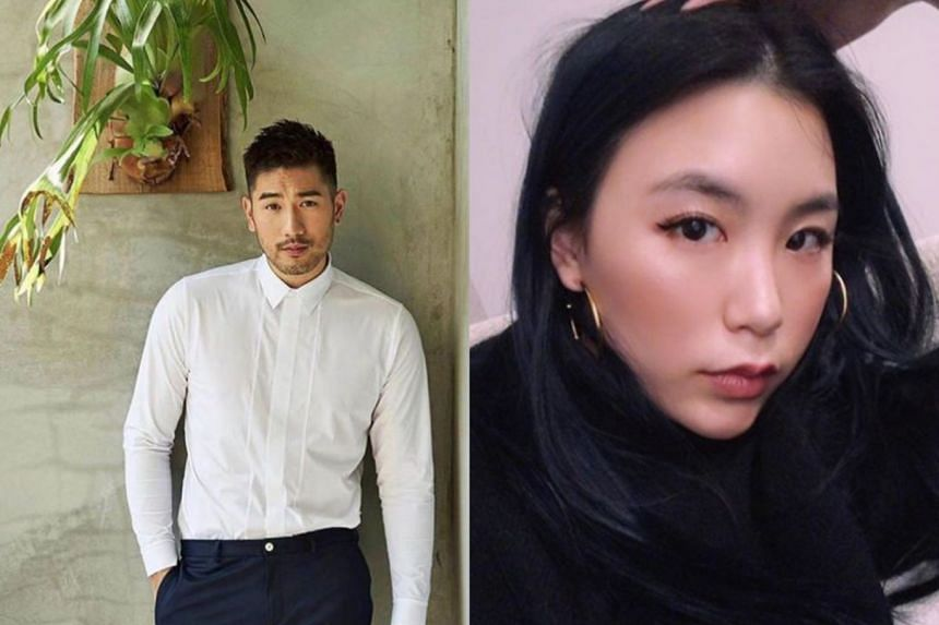 Actor Godfray Gao (left) was planning to propose to his girlfriend Bella Su (right) on Nov 28, his good friend Darren Jiang has revealed on social media.