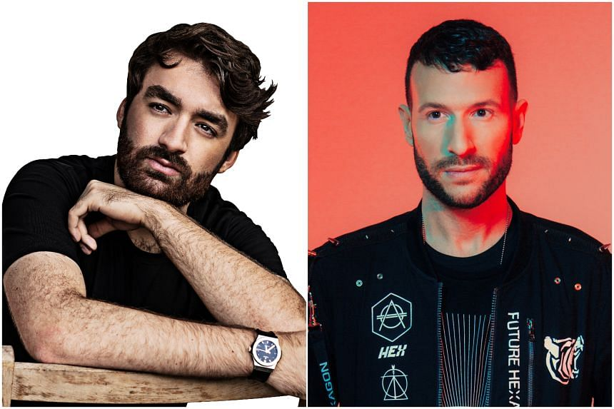 DJs Oliver Heldens and Don Diablo will be spinning at dance music festival Legacy.
