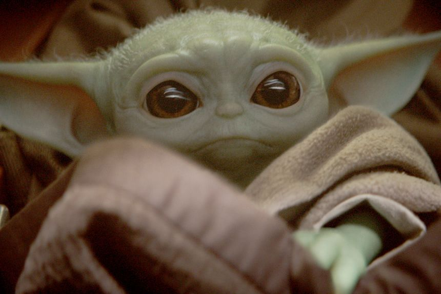 Baby Yoda, unveiled at the premiere of Disney's live-action Star Wars series The Mandalorian, has stolen the show and millions of hearts.