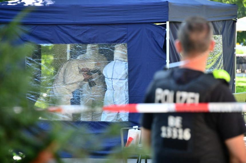 Germany expels Russian diplomats over Berlin murder