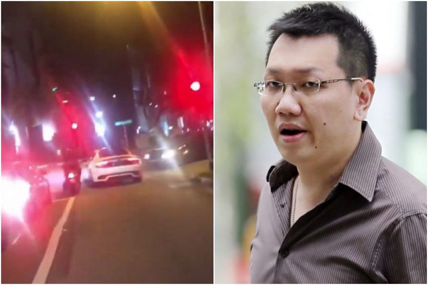 Lee Cheng Yan, whose Maserati dragged a police officer for more than 100m along Bedok Reservoir Road in 2017, was convicted on Dec 4 of several offences, including voluntarily causing grievous hurt.