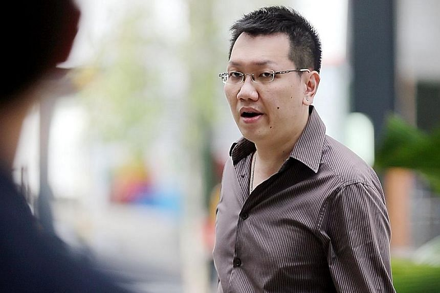 Lee Cheng Yan was also found guilty of nine other charges, including failing to stop after the accident.