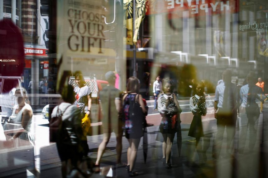 Australian retail sales were flat in October, with clothing, home wares and department stores all seeing declines in the month.