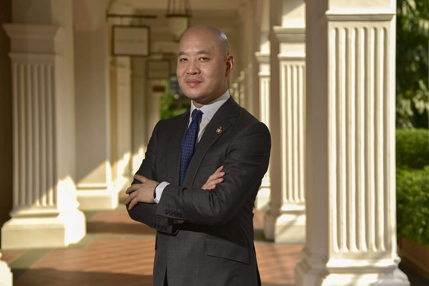 Group Managing Director of Hour Glass, Michael Tay, attributes this year's rosy profits to a reorganisational exercise he put the company through three years ago.