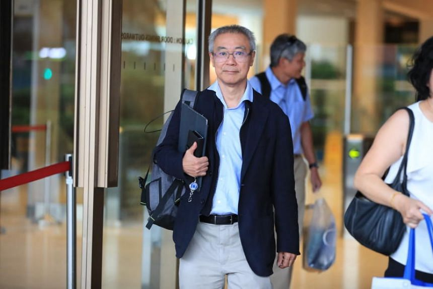 Dr Goh Seng Heng falsely claimed that he had previously sold his shares in AMP - the parent company of a chain of clinics under the PPP brand.