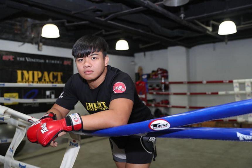 Nazri Sutari won the men's combat sambo at the SEA Games in the Philippines.
