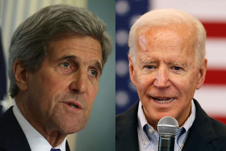 John Kerry Endorses Joe Biden For President, Touting His International Experience