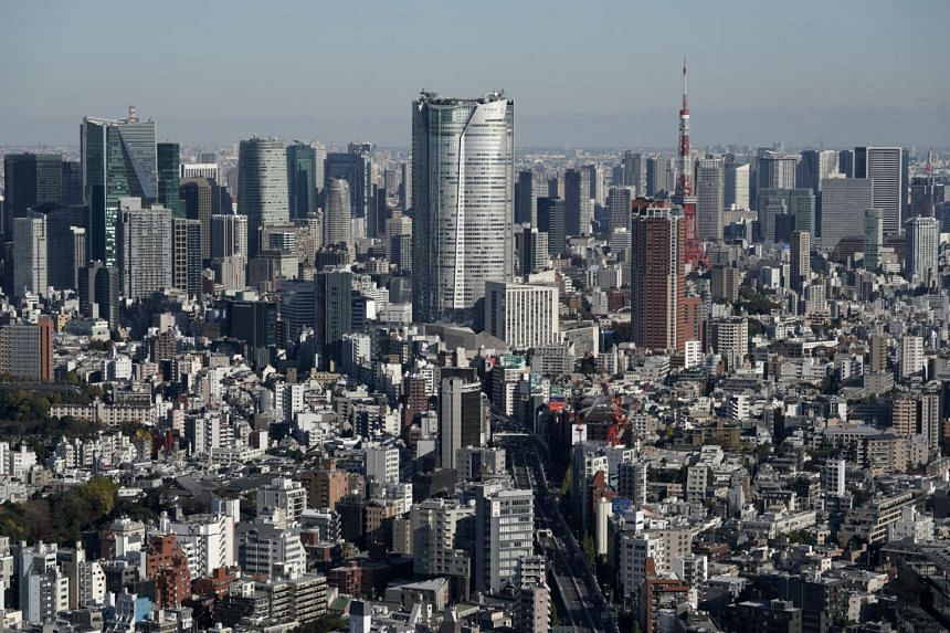 Japan's government announced a stimulus package on Dec 6 worth some 26 trillion yen.
