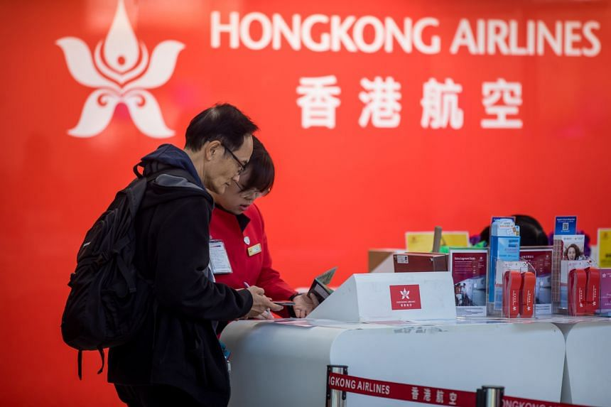 Hong Kong Airlines was told that it needed to shore up its financial position by Dec 7 or risk the suspension or loss of its licence.