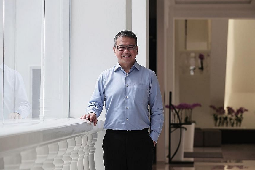"""Senior Minister of State for Health and Law Edwin Tong attended sessions with doctors following the appointment of the work group in March. On the need to improve the disciplinary system, he said """"this has been something that's been on the top of my"""