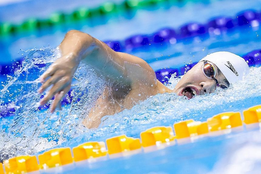 Despite looking heavier than usual at the SEA Games, Joseph Schooling managed to qualify for the Tokyo Olympics to defend his title next year. Nevertheless, national training centre head coach Gary Tan is pleased with his 100m fly gold-winning perfor