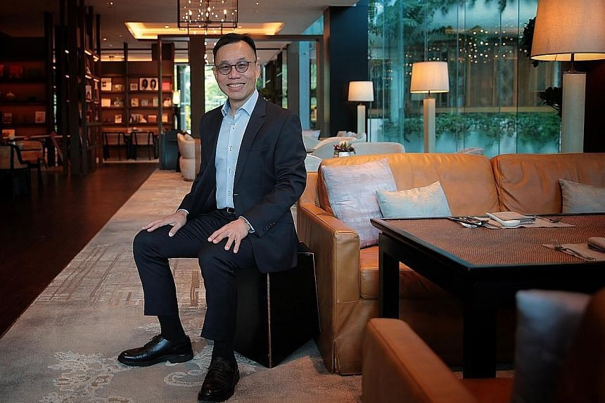 Mr Aaron Boey, Eu Yan Sang's group chief executive officer for the past two years, is the first from outside the Eu family to run the 140-year-old firm, known for its traditional Chinese medicine (TCM) products. He looks at Eu Yan Sang's strategy in