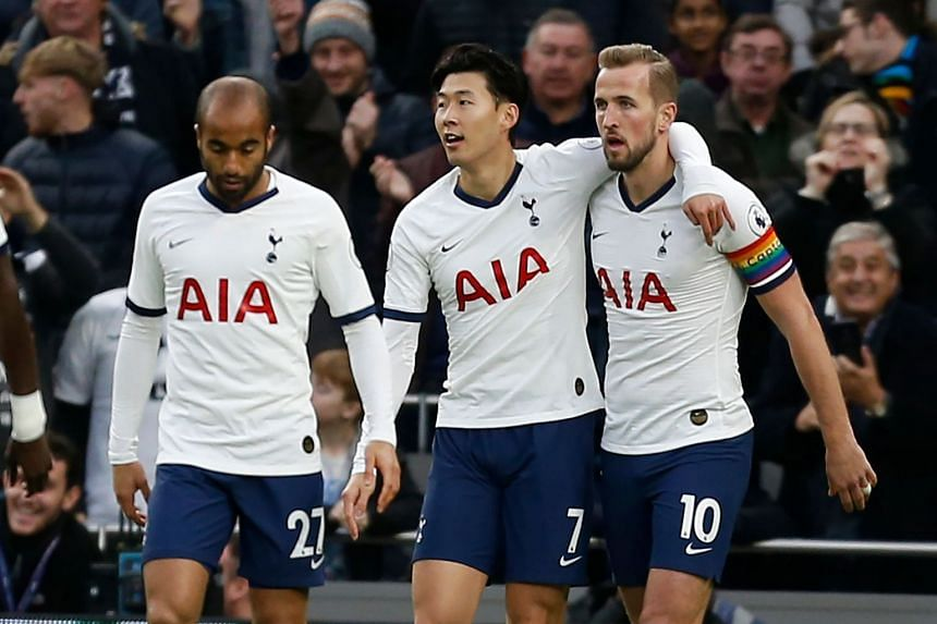 Football: Classy Kane, sensational Son power Spurs to 5-0 rout of ...
