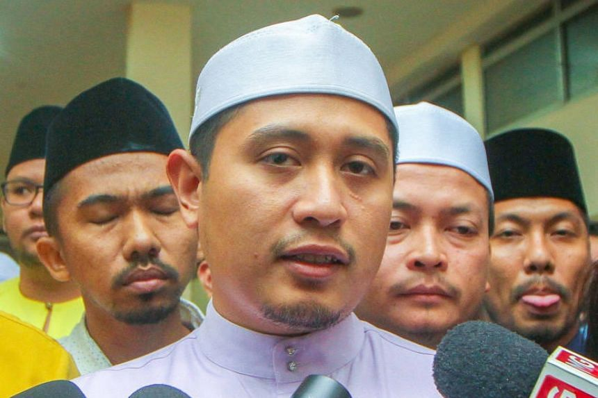 Youth chief Akmal Nasarullah Md Nasir's deputy Hilman Idham (pictured) was among those with a poor attendance record.