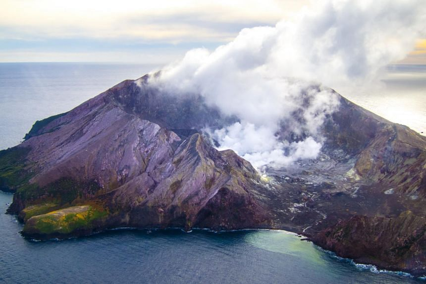 The remains of a 1920s mining enterprise on White Island are now a tourist attraction, and daily tours allow more than 10,000 people to visit the volcano every year.