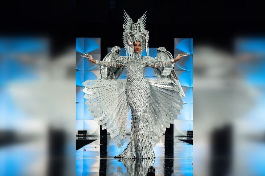 Organisers later clarified that Harvey and the show producers had not made a mistake. Miss Philippines was indeed the Best National Costume winner.