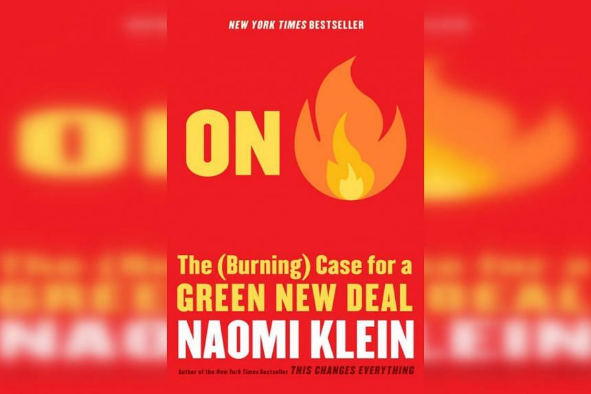 Activist Naomi Klein's latest book reads like an anthology of Earth's human-inflicted battle scars that provides a compelling case for why governments need to tackle climate change.